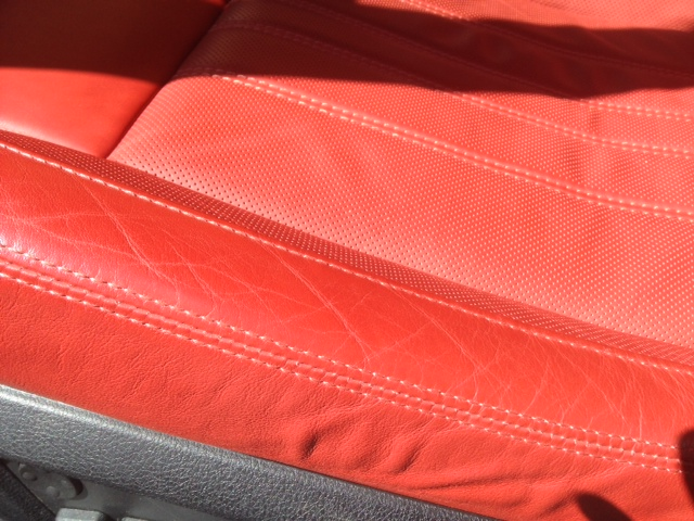 Leather Seat Already Cracking M5post Bmw M5 Forum
