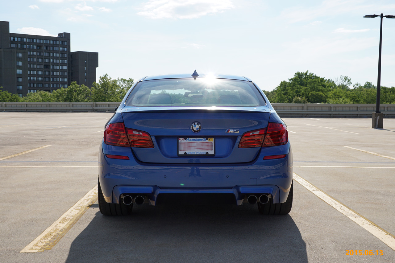 2014 Bmw M5 Dct Lease Transfer 859 Per Month