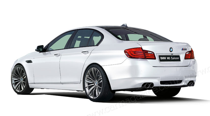 CAR Magazine scoops the 2011 F10 BMW M5