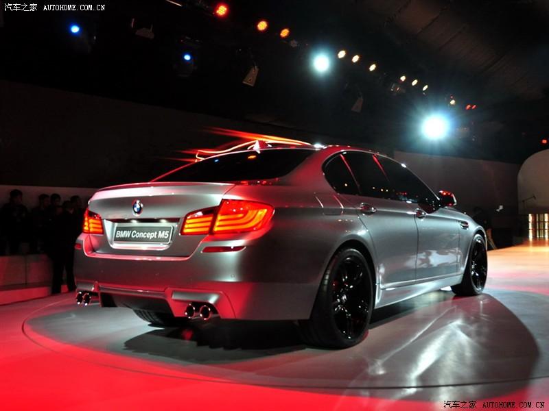 F10 M5 @ Shanghai BMW Pre-show Press Event.