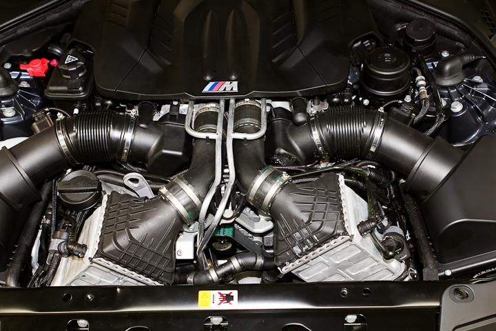 Interview: BMW M Head of Engine Development Details F10 M5