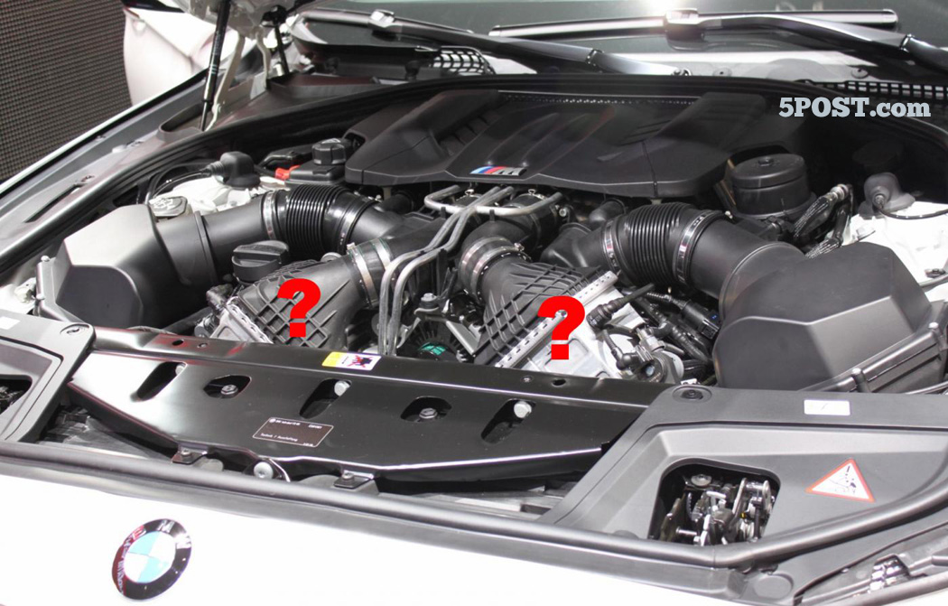 Bmw F10 M5 S63tu Engine Components Explained Iaa By Junior M5post Bmw M5 Forum