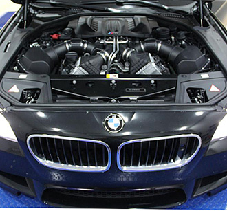 Stage 1 PP-Performance BMW F10 M5 ECU Tune Good for 620 HP