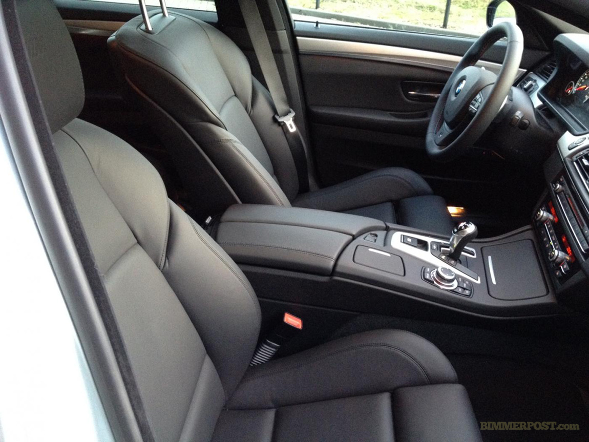 Front Seat Difference Ventilated Seats M5post Bmw M5 Forum
