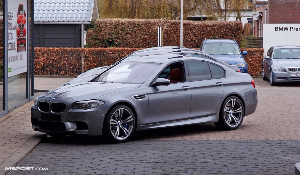 Official Space Grey Gray F10 M5 Photos Thread