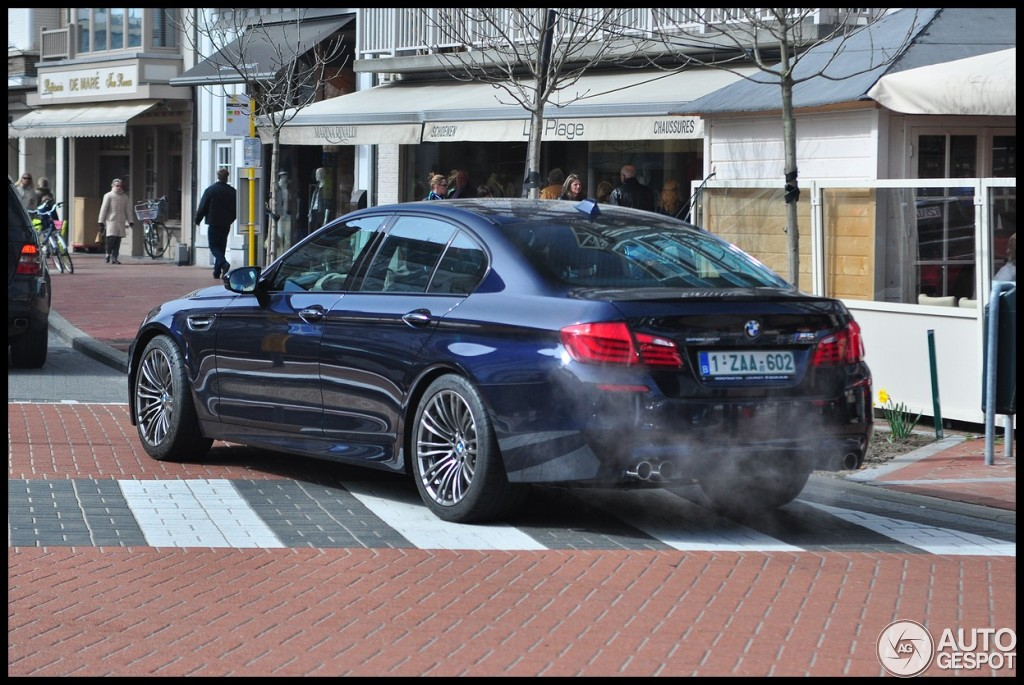 Official Imperial Blue Metallic F10 M5 Photo Thread