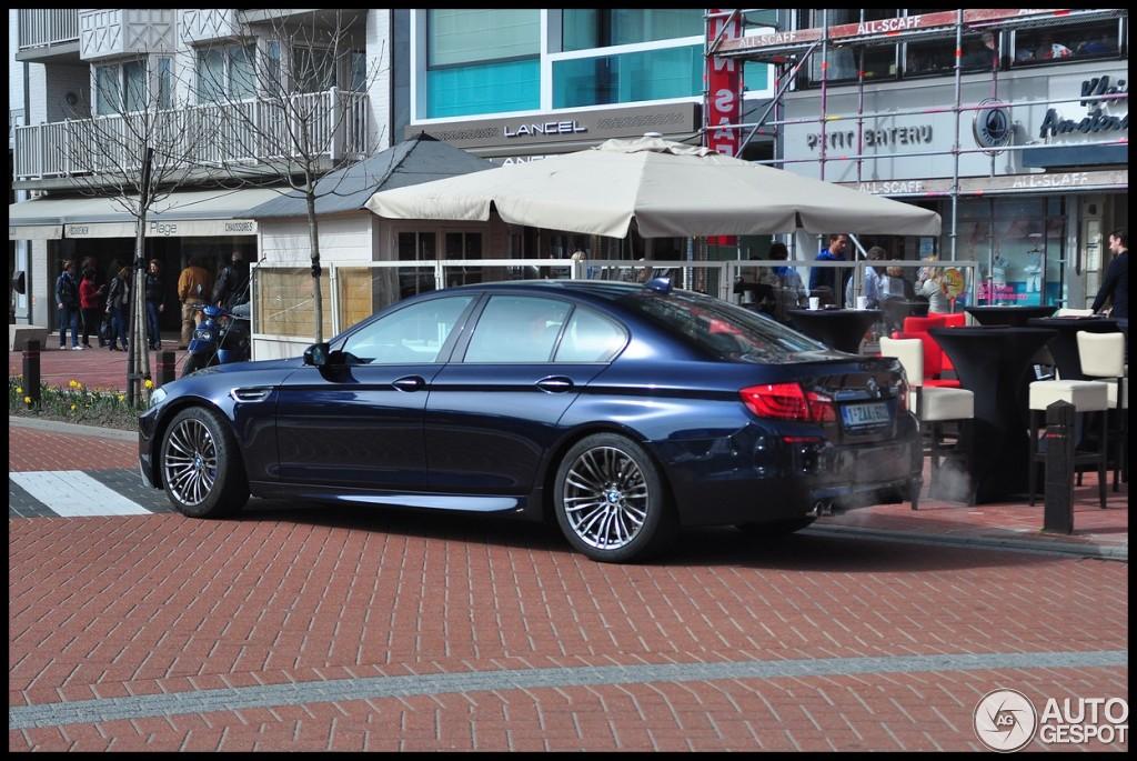 Official Imperial Blue Metallic F10 M5 Photo Thread