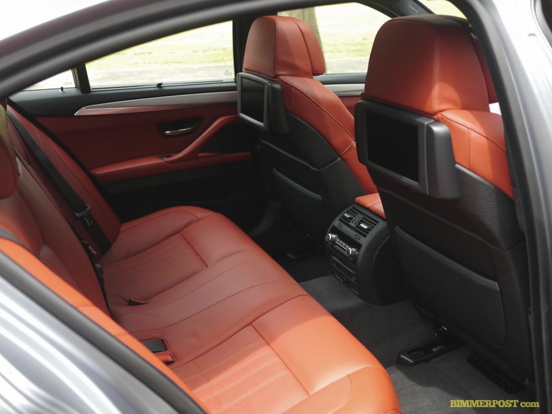 Seriously What Color Is Sakhir Orange Interior