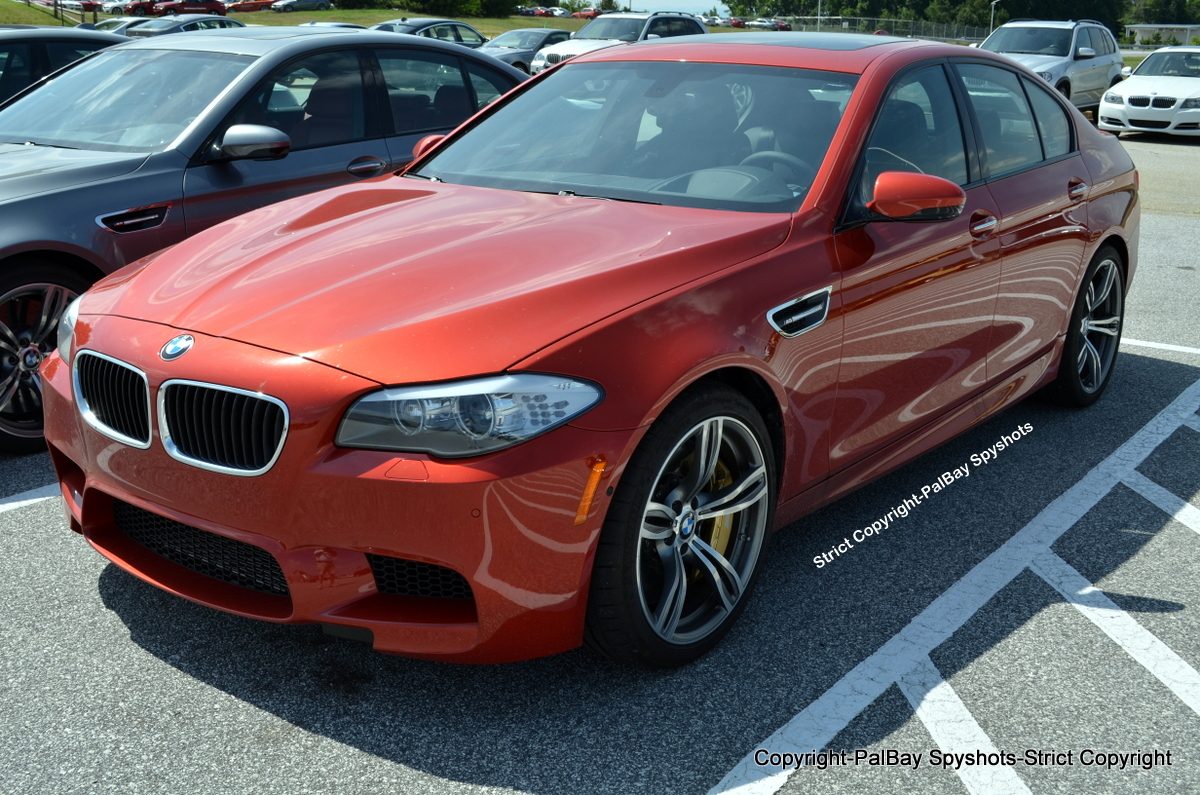 Official Sakhir Orange F10 M5 Photos Thread