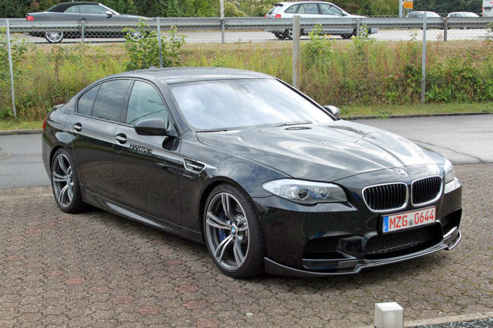 BMW M5 and M6 Tuned by Hartge to 642 HP