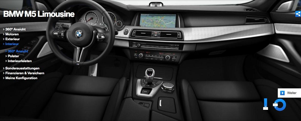 2014 M5 Lci Facelift Pops Up On Bmw De