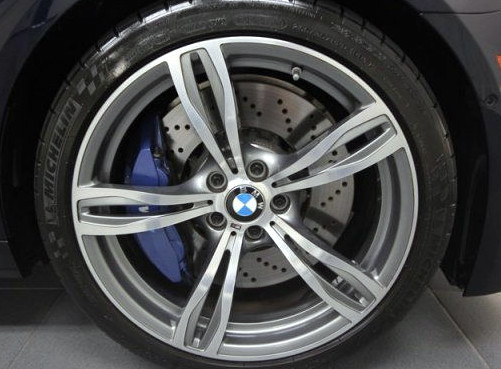 Can You Put Snow Tires On Bmw F10 M5 Genuine M Double
