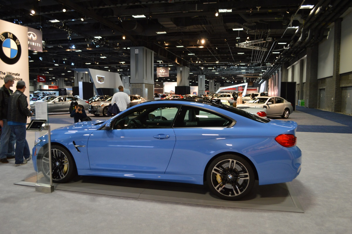 F82 F83 Official Yas Marina Blue M4 Coupe Convertible