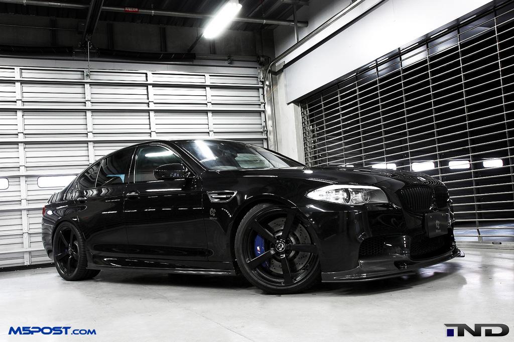 BMW M5 F10 в обвесе 3D Design / личный блог Fanat1kQuarterMile ...