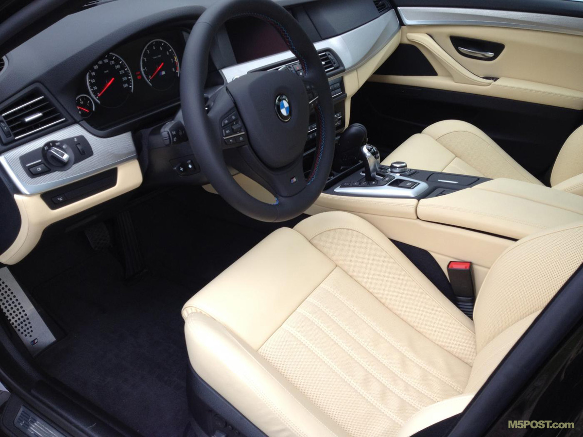 Official F10 M5 Interior Photos Thread Page 3