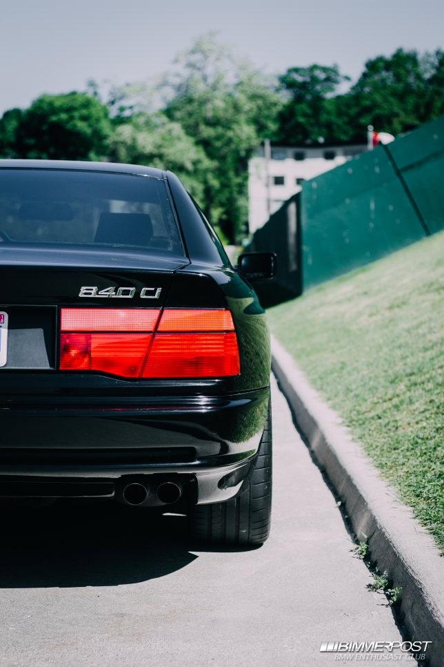 Bmwnthzst S 1997 Bmw 840ci Bimmerpost Garage