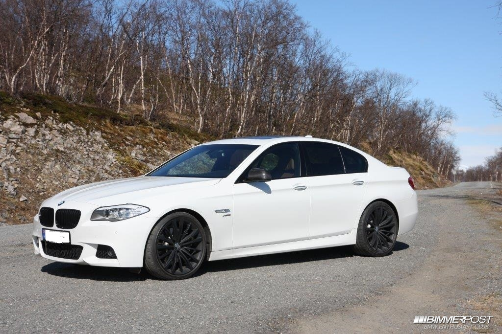 Bigga's 2012 BMW 525d xdrive - BIMMERPOST Garage