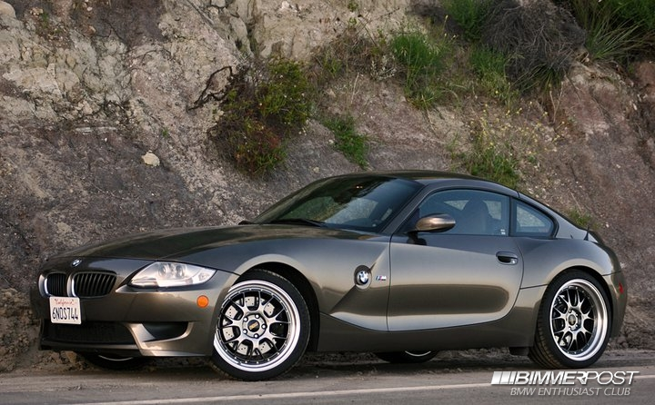 Nikki S 2007 Bmw Z4 M Coupe Bimmerpost Garage