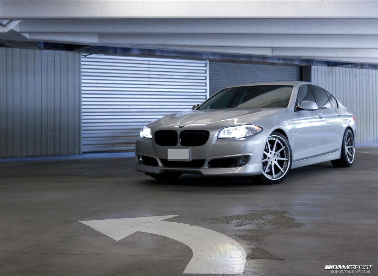 mercurys 2011 BMW 535i  BIMMERPOST Garage