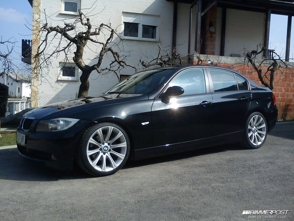 djelus25 39 s 2007 bmw 320d bimmerpost garage. Black Bedroom Furniture Sets. Home Design Ideas