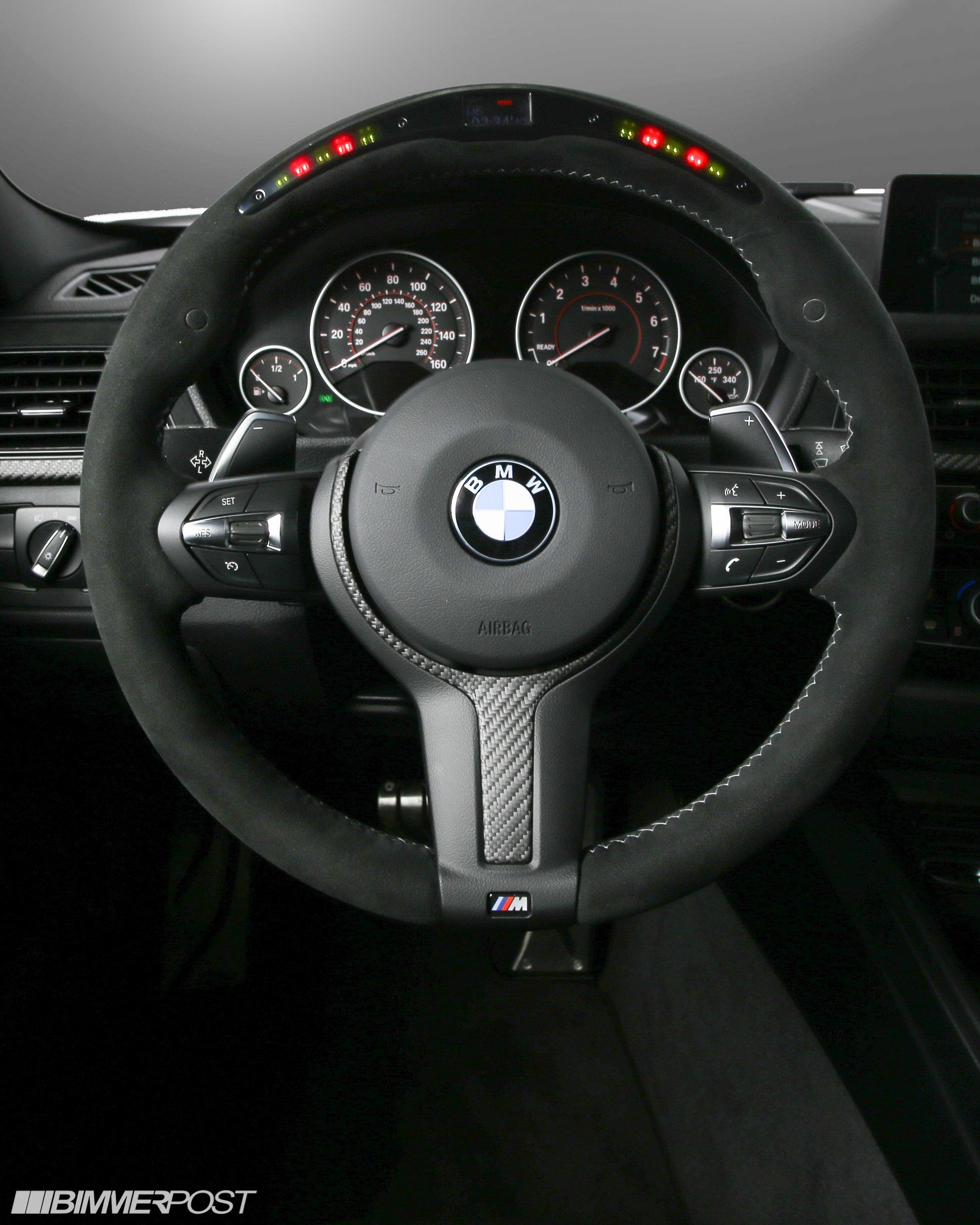 BMW M Performance Parts And Original BMW Accessories