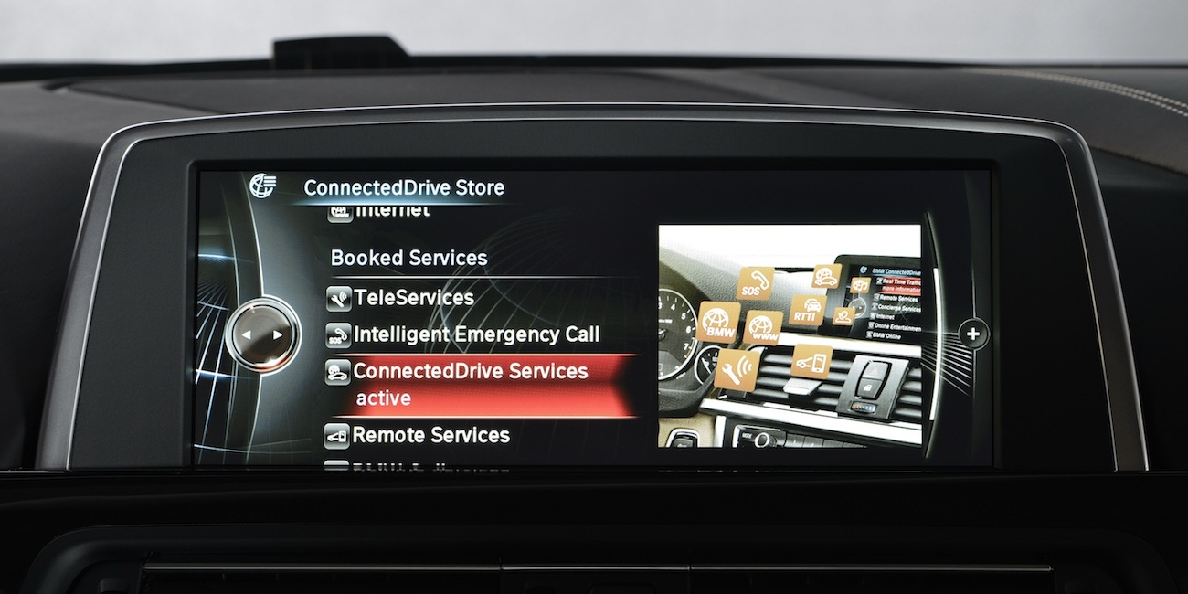 Bmw Enhances Connecteddrive For 2013