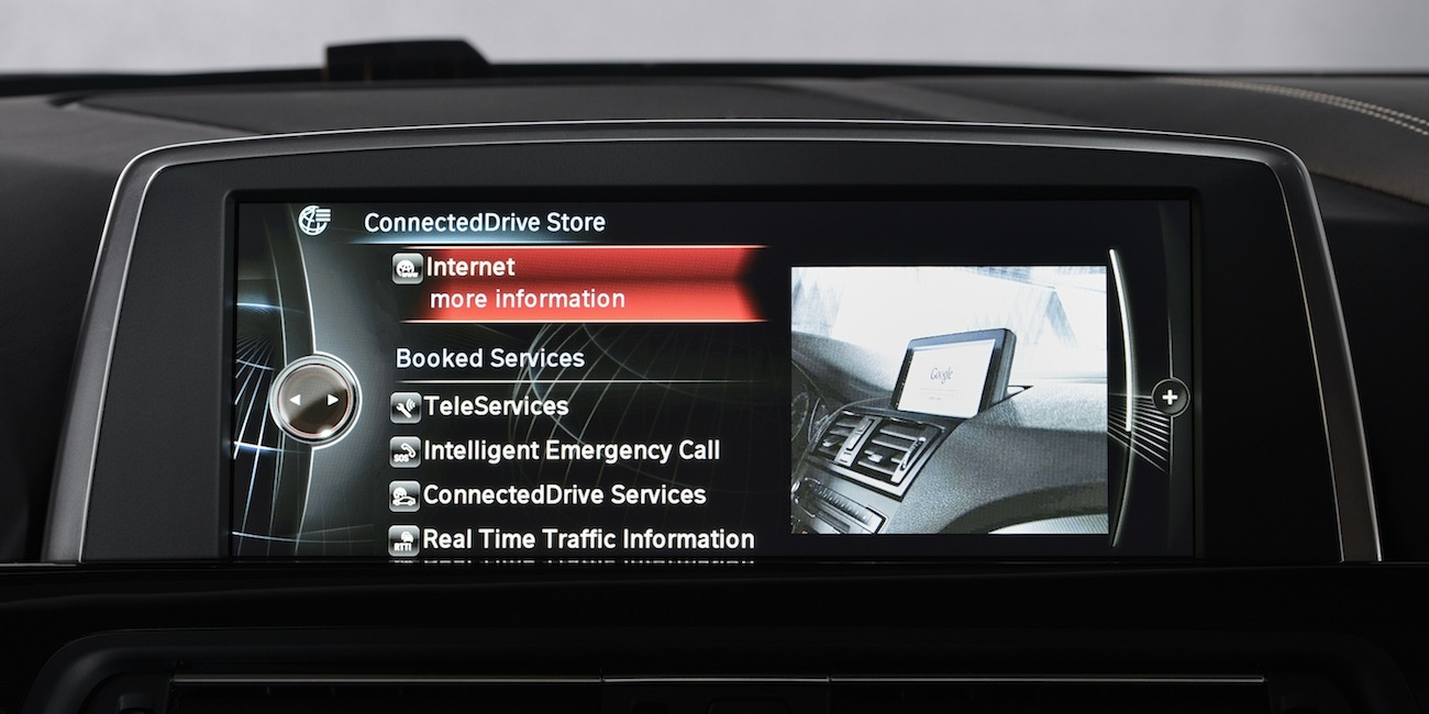 Bmw Enhances Connecteddrive For 2013
