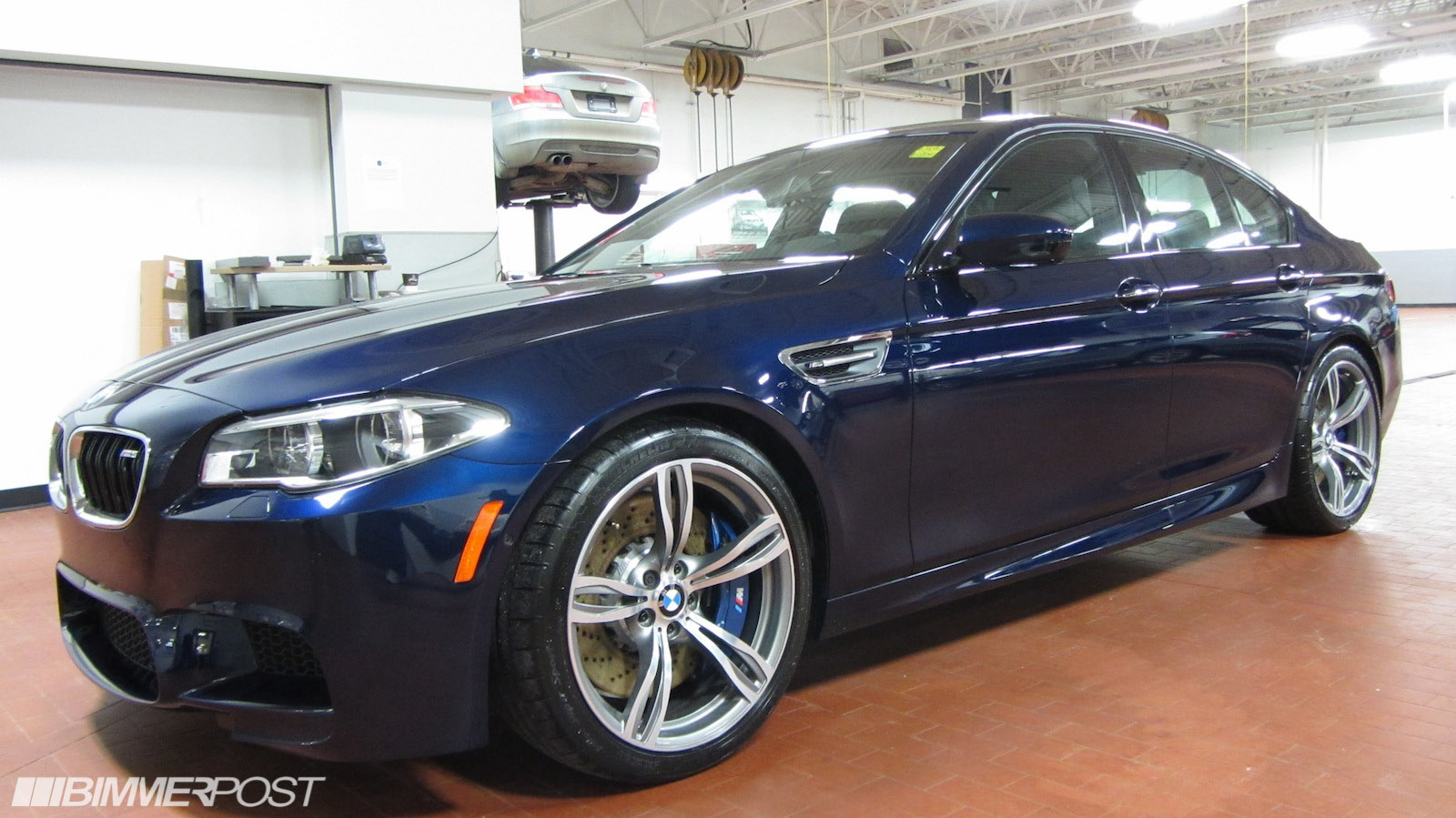 Bmw Individual Tanzanite Blue F30 | Autos Weblog