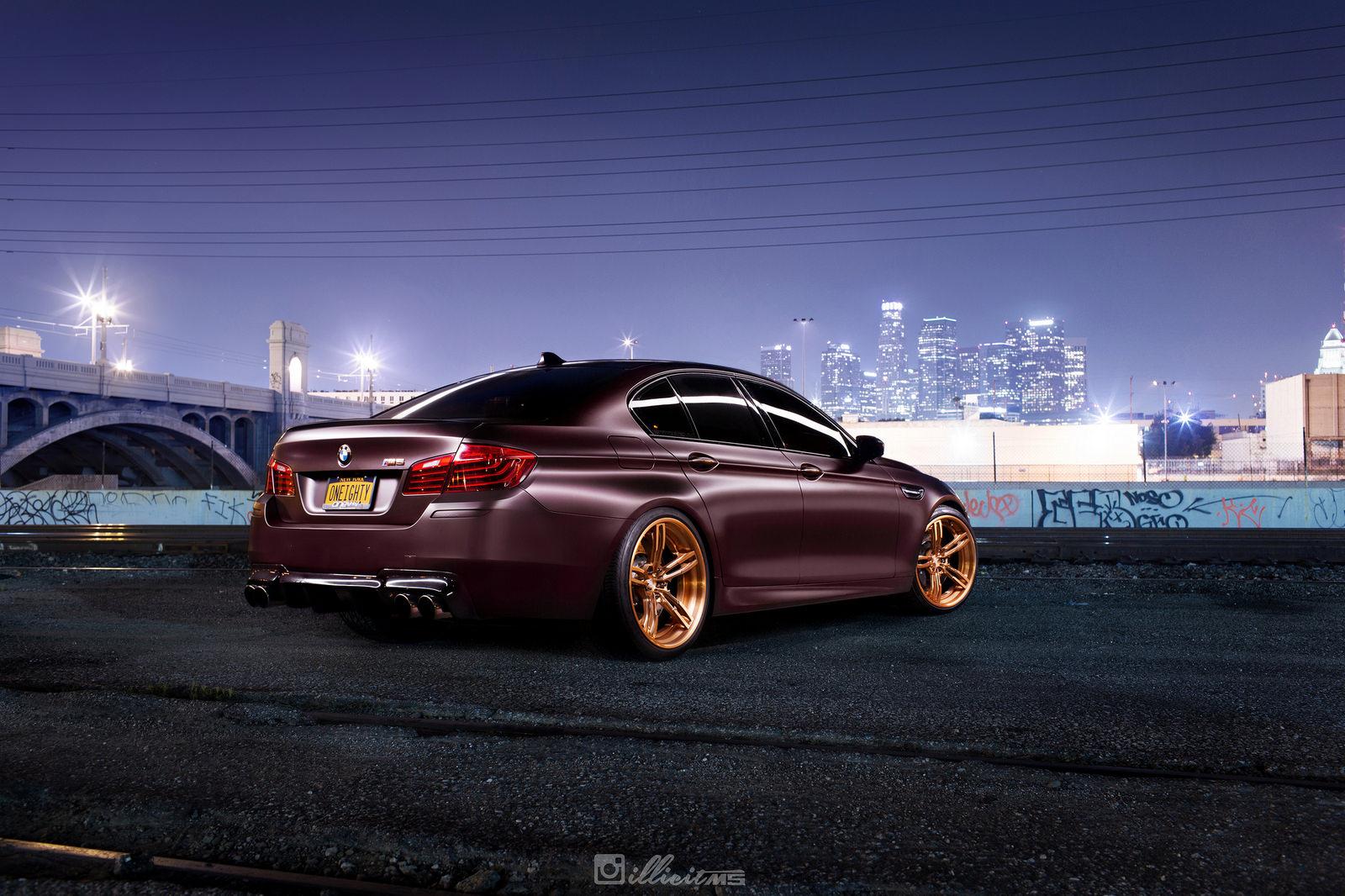 2014 Bmw X5m Individual Autos Post