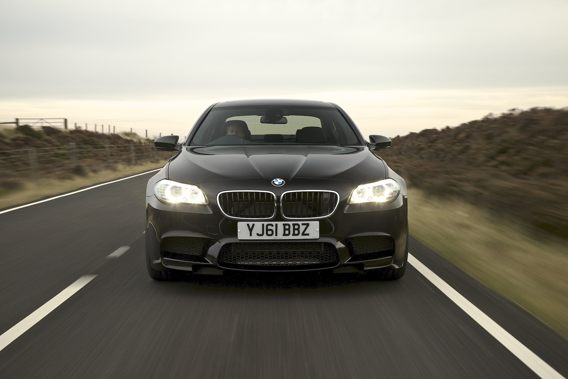 2012 BMW M5 (F10) Announced and Priced for UK. New Wallpapers