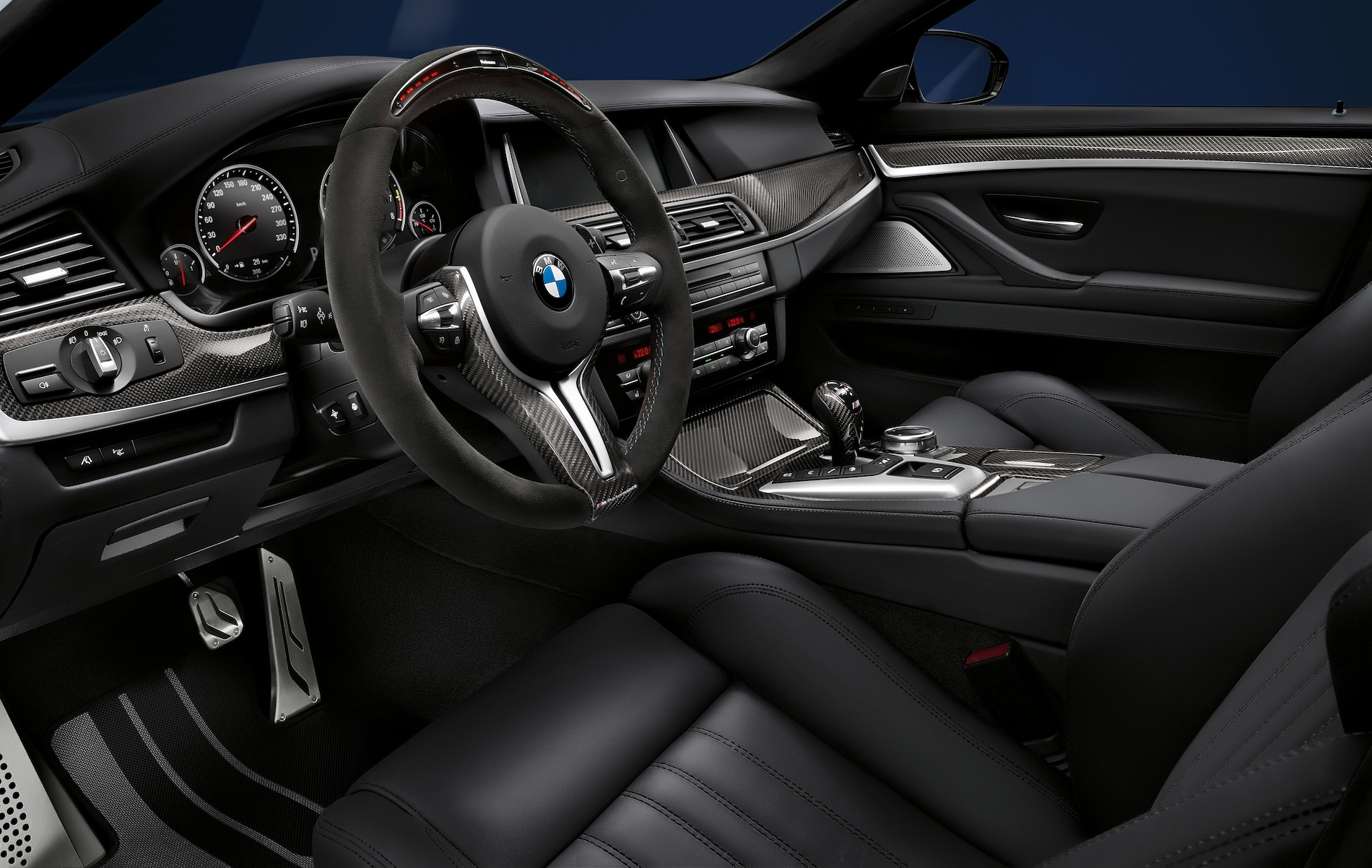 Bmw M5 M6 M Performance Parts Officially Announced